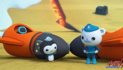 肖央演唱动画电影《海底小纵队:火焰之环》主题